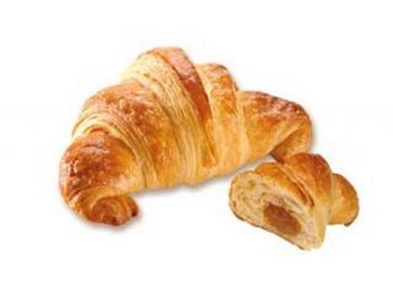 croissant-midi-albicocca-prelievitato-40gr Dolci prelievitati surgelati : Croissant midi albicocca prelievitato 40gr