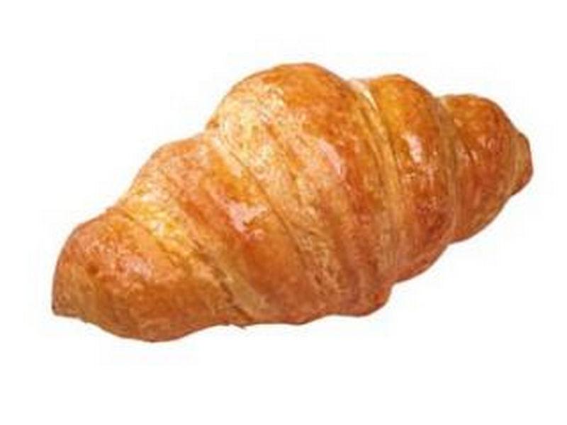 croissant-midi-vuoto-prelievitato-40gr Dolci prelievitati surgelati : Croissant midi vuoto prelievitato 40gr